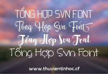 svn font