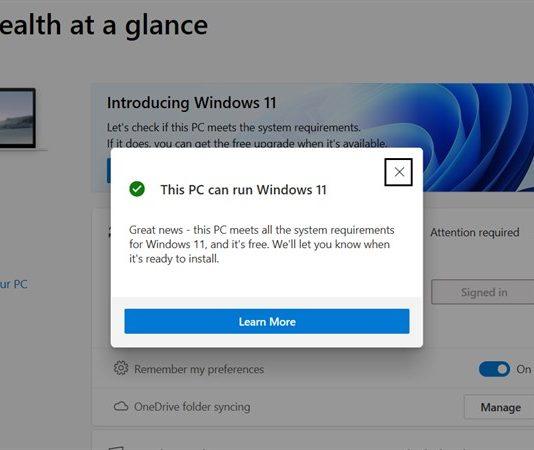 Hướng dẫn Update lên Window 11 từ Window 10 thành công 100%