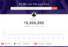 Nờ Tờ Nờ - Nguyễn Thành Nam chính thức đạt 10 triệu người đăng ký trên Youtube
