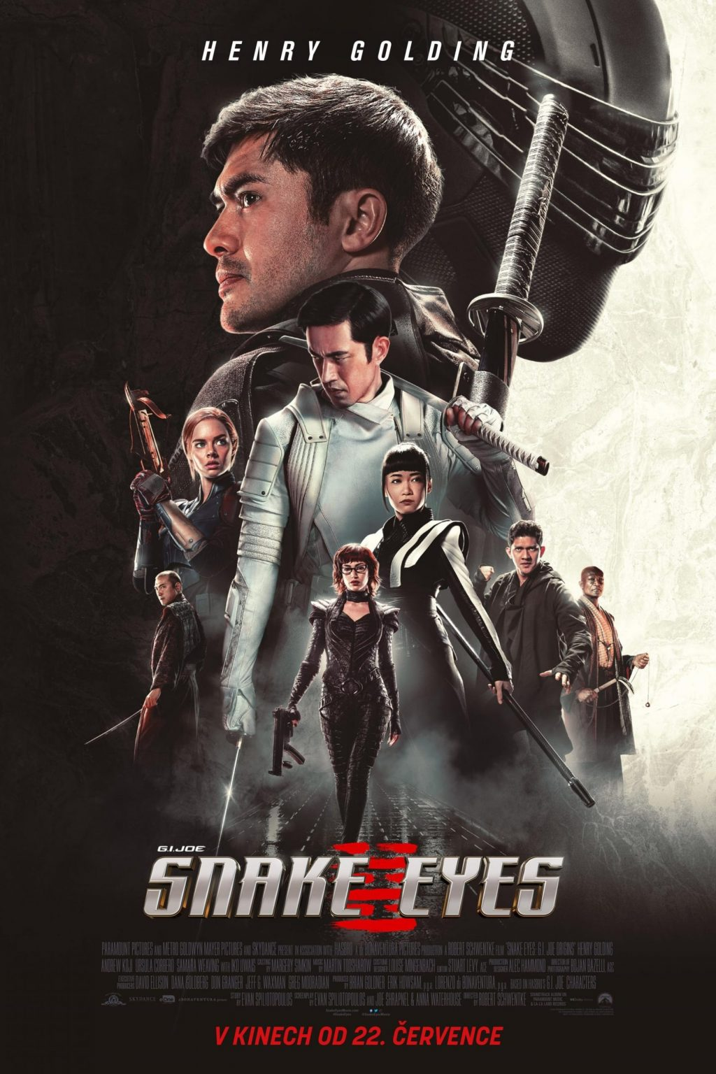 Download phim: Biệt Đội Mãng Xà - Snake Eyes: G.I. Joe Origins (2021)HD-Bluray miễn phí tại Thư Viện Tin Học Thư Viện Tin Học luôn mang tới trải nghiệm xem phim tốt nhất cho bạn