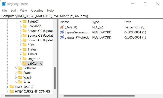 Hướng dẫn bỏ qua yêu cầu TPM 2.0 khi cài Windows 11