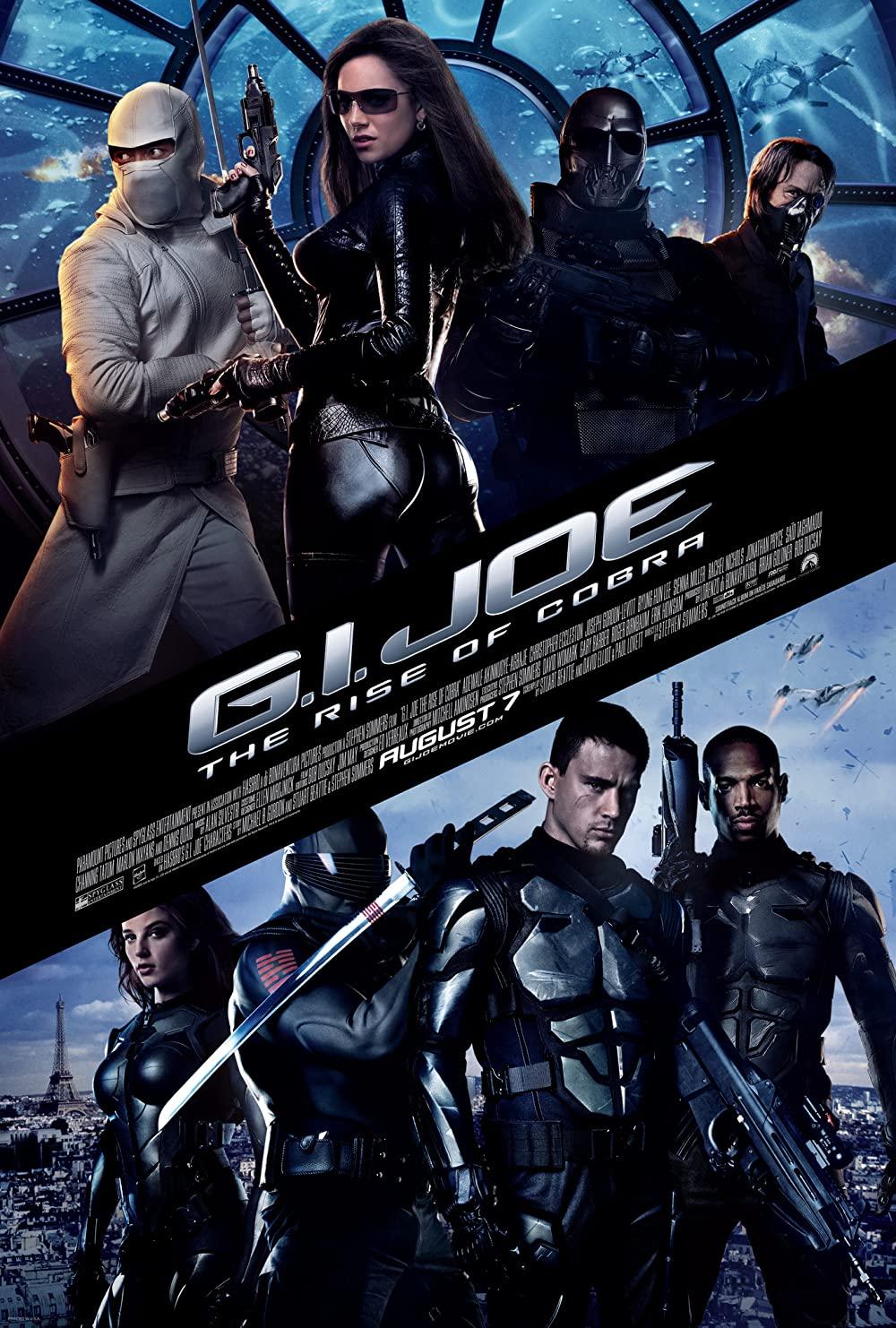 Download phim: Biệt Đội Mãng Xà - G.I. Joe (2009)HD-Bluray