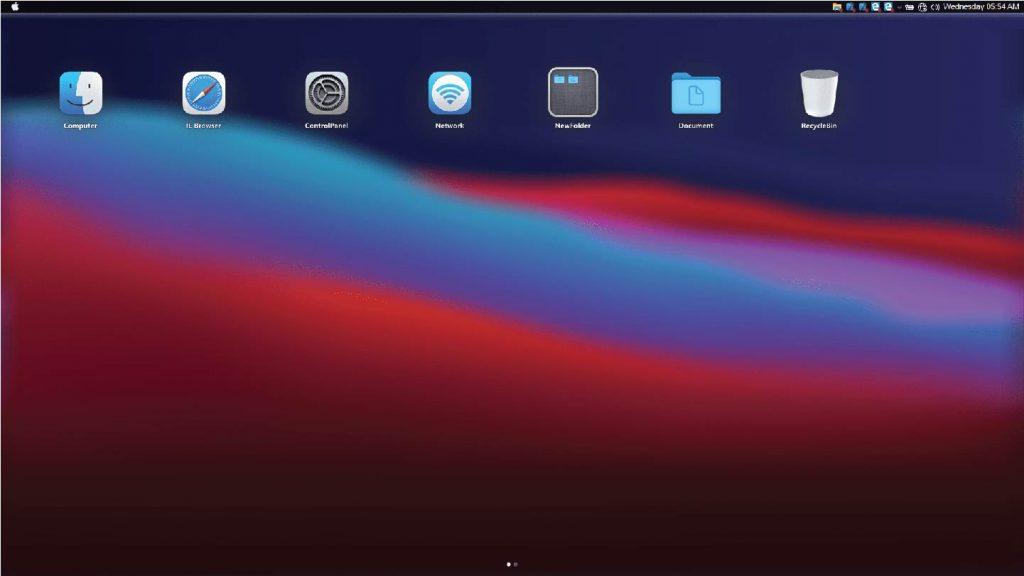 Biến Windows thành MacOS với MacOS Big Sur SkinPack