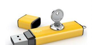 Khoá cổng USB dễ dàng không cần phần mềm